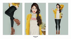 Kidman Latte – Fashion NoteCard (Kidman Latte (Kimmy Rare)) Tags: zenith magika breathe kidmanlatte kimmyrare