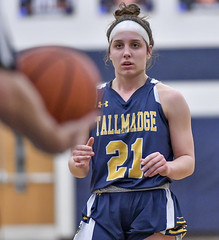 DSC_3008 (K.M. Klemencic) Tags: hudson high school lady explorers tallmadge devils girls basketball ohio ohsaa suburban league