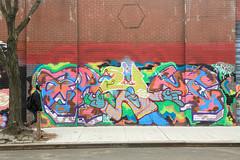 faipe (Luna Park) Tags: ny nyc newyork brooklyn graffiti production lunapark faipe