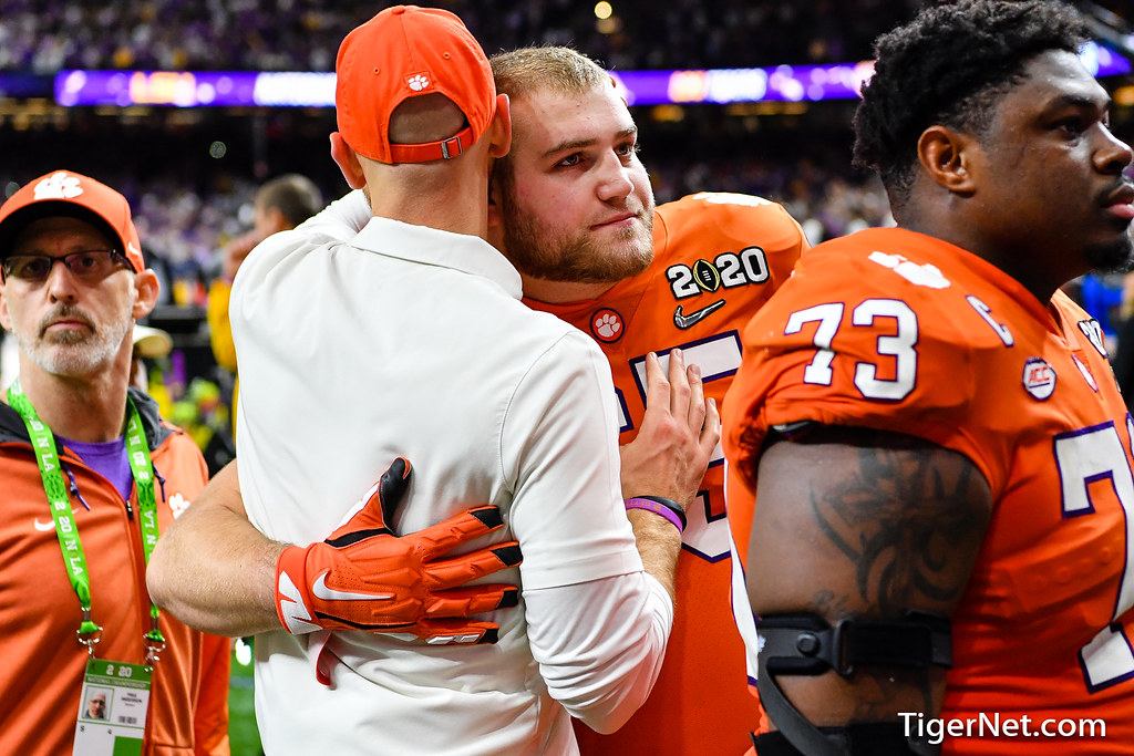 Clemson Photos: Matt  Bockhorst, 2019, Football, lsu