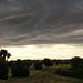 North-west arch Christchurch NZ (Maureen Pierre) Tags: panorama fujifilm xt2 christchurchnewzealand cloudsstormssunsetssunrises clouds weather