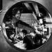 The Bar (MartinGerbrandy) Tags: brussels streetphotography belgium indoor blackandwhite bw black beer bar tap
