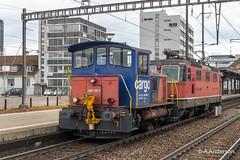 232108 20190515 Pratteln (steam60163) Tags: class232 pratteln switzerland swissrailways sbb