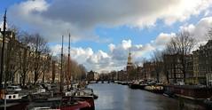 Mooi Amsterdam: Oude Waal (Peter ( phonepics only) Eijkman) Tags: amsterdam city grachten gracht canals canal water nederland netherlands nederlandse noordholland holland