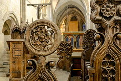 Church furniture (Lense23) Tags: dom church cathedral naumburg sachsenanhalt weltkulturerbe worldheritage holz historisch historic architektur architecture artwork