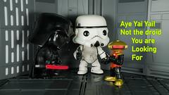 cliche jokes are cliche (LegionCub) Tags: alpha5 darthvader stormtrooper funko pops funkomania funkophotography popphotography toyphotography popvinyl starwars mightymorphinpowerrangers