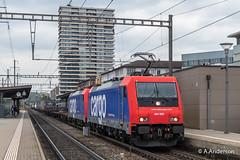 484003 20190516 Pratteln (steam60163) Tags: swissrailways switzerland pratteln class484 sbbcargo sbb