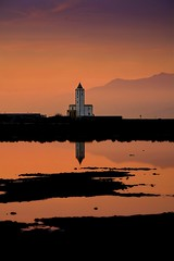 Reflejos a la puesta (ZAPIGATA) Tags: sunset reflections reflejos color sea seascape waterscape water cabodegata cielo sky spain almeria andalucia atardecer españa europe elcaboenfotos zapigata