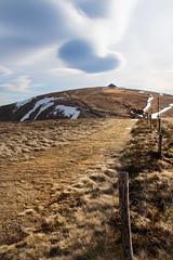 Nuage sur le Hohneck (Jean-Michel Bolle) Tags: vosges hohneck ciel nuages prairie neige