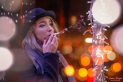 20200102_195601_FB (Focale Photography) Tags: portrait portraiture smoke smoking hat russina beauty night light amazing alone lovely bokeh