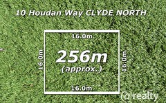 10 Houdan Way, Clyde North VIC