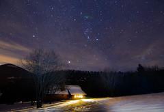 Rycerka at night (KubaNowakPhotography) Tags: tokina beskidżywiecki orion canonpolska canon poland