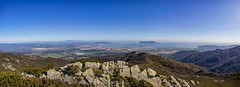 Panorama Bahía (Jesus M Glez) Tags: panorámica paisaje cielo campo día tranquilidad serenidad estrechodegibraltar bahíadealgeciras gibraltar piedras montaña colores