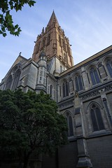 St. Paul's Cathedral (ornithos) Tags: melbourne cathedral gothic architecture church stpaul