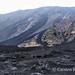Valle del Bove / Valle de Leone - lava flow in the distance