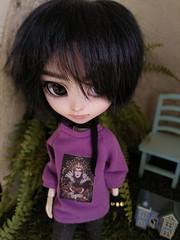 Ryuzaki Takagi (Lunalila1) Tags: doll groove isul yun fake outfit lilafakeoutfit lunalilaclothes clothes handmade