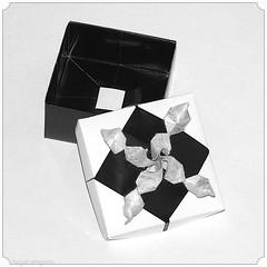 Origami Rose Decoration Box (Akiko Yamanashi) (De Rode Olifant) Tags: origamirosedecorationbox origamidecorationboxwitharose akikoyamanashi 3d marjansmeijsters origami paper diagrams papiroflexia paperart bosmagazine198 noamagazine289 origamibox box