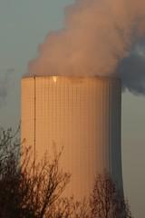 Sonnenaufgang am Kraftwerk (desireeskorzec) Tags: ruhrgebiet nordrheinwestfalen herne steagkraftwerk