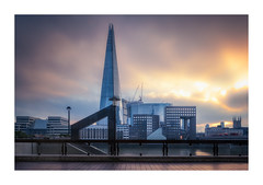 London Geometry (Rich Walker Photography) Tags: london city cityscape cityscapes shard landscape landscapes landscapephotography landmark landmarks architecture buildings building canon england efs1585mmisusm eos eos80d cloud riverthames