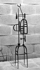 Untitled (c.1960) - Aureliano Lima - (1916-1984) (pedrosimoes7) Tags: aurelianolima sculpture sculptor escultura portuguesesculptor escultor escultorportuguês blackandwhite blackwhite blackwhitepassionaward blackandwhiteonly