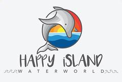 Happy Island logo