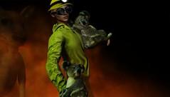 It Breaks Your Heart... (tralala.loordes) Tags: koalas australia wildfires donate climatechangedisasters flickrblogging flickrart tralalaloordes tralala tra secondlife sl slblogging kangaroo heartbreak globalwarming bushfire drought heat smoke newsouthwales bluemountains