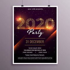 stylish happy new year party flyer template design (HireHtmlCoder) Tags: 2020 happy new year hny background celebration card greeting december event happynewyear invitation newyear vector winter celebrate holiday eve newyeareve festive season occasion abstract calendar composition date creative stylish design flyer poster party music template print leaflet brochure sparkles