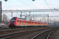 PR ED72Ac-105 , Wrocław Główny train station 15.01.2020 (szogun000) Tags: wrocław poland polska railroad railway rail pkp station wrocławgłówny ezt emu set electric ed72ac ed72ac105 pr przewozyregionalne polregio train pociąg поезд treno tren trem passenger commuter regio 60301 d29132 d29271 d29273 d29276 d29285 d29763 e30 e59 dolnośląskie dolnyśląsk lowersilesia canon canoneos550d canonefs18135mmf3556is