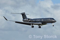 XA-OLE (bwi2muc) Tags: fll airport airplane aircraft plane flying aviation spotting spotter gulfstream g650 nikond90 xaole fortlauderdaleinternationalairport fortlauderdaleairport gulfstream650