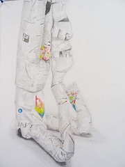 #GrandPublic/ Du dessin aux arts plastiques/ S. Caty (esamCaenCherbourg) Tags: esamcaencherbourg grandpubliccaen atelieradultes dessin 20192020 sylviecaty