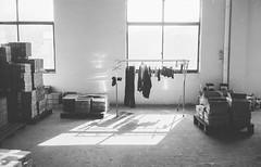Factory Laundry (Taomeister) Tags: neopan400 anjizhejiangchina rollei35s china sonnart40mmf28