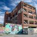 Zorrozaurre  - patrimonio industrial 01 (Juan Ig. Llana) Tags: bilbao zorrozaurre industria edificio abandono arquitectura fachada polarizador explore