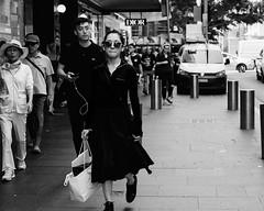 Ms DIOR (McLovin 2.0) Tags: people candid urban portrait street streetphotography style fashion monochrome bw city sydney australia dior sony a7s 55mm summer sunglasses