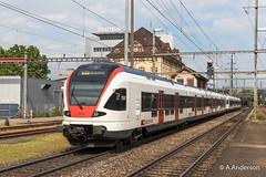 EMU 523039 20190516 Pratteln (steam60163) Tags: pratteln switzerland swissrailways sbb class523