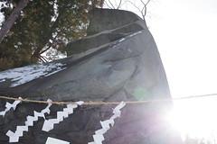 烏帽子岩 Eboshi Rock (しまむー) Tags: pentax k30 smc dal da 1850mm 2875mm f456 dc wr re northern tohoku round trip 北東北 北海道&東日本パス