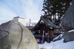 南部稲荷神社 Nanbu Inari Shrine (しまむー) Tags: pentax k30 smc dal da 1850mm 2875mm f456 dc wr re northern tohoku round trip 北東北 北海道&東日本パス