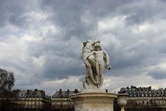 Març_0406 (Joanbrebo) Tags: lesermentdespartacus jardindestuileries louisernestbarrias estatua statue art arte paris fr france canoneos80d eosd autofocus