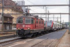 Re4/4ii 420279 20190516 Pratteln (steam60163) Tags: pratteln switzerland swissrailways sbb class502 re44ii class420
