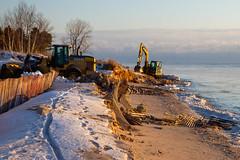 Battling Beach Erosion