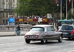 1973 Citroën DS 23 IE Pallas (rvandermaar) Tags: 1973 citroën ds 23 pallas injection citroënds citroen citroends