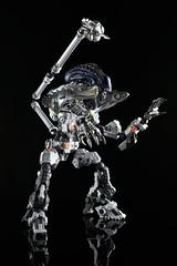 Alienoid (Fuyoh!) Tags: 2010 kaiyodo scifirevoltech alienwarrior movie toy actionfigure 2009 assembleborg doomdiver 2013 armoroid revoltech