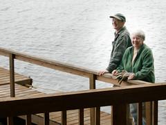 Derek Carroll (andyscamera) Tags: canada dad haliburtoncounty lakekennisis mom ontario andyscamera cottage family lake