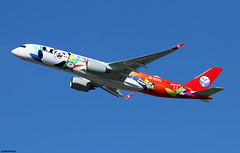Sichuan Airlines Airbus A350-941 B-306N (Panda Route livery) (RuWe71) Tags: sichuanairlines 3ucsc sichuan china peoplesrepublicofchina chengdu airbus airbusa350 a350 a359 a350xwb a350900 a350900xwb a350941 airbusa350900 airbusa350900xwb airbusa350941 b306n msn281 fwzgt pandaroute toulouseblagnac toulouseblagnacairport toulouse blagnac aéroportdetoulouse aéroporttoulouseblagnac lfbo tls widebody twinjet engines speciallivery pandaroutelivery winglets bluesky