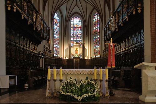St. John's cathedral - Warsaw (Poland) - DSC05314