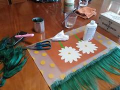 Handmade wool wigs - mi primera peluca de lana (Lunalila1) Tags: doll groove taeyang albireo handmade outfit clothes lunalilaclothes suit requiem art designs pattern joker hans lieberman wool wig green woolwig costura tutorial