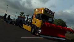 Scania R Abroll / Zaslaw / wielton (teklic97) Tags: li trans teklic rjl mods ets2 mod zaslaw wielton