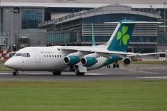 Aer Lingus EI-RJI DUB 22/08/19 (ethana23) Tags: planes planespotting aviation avgeek aircraft aeroplane airplane avro bae 146 rj85 aerlingus shamrock ei cityjet