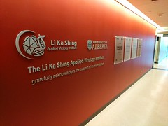 University of Alberta, Li Ka Shing Institute of Virology (Royal Rubber Stamp & Sign Co.) Tags: donor donorwall recognition custom customwall signs signage 2020 edmonton alberta universityofalberta uofa interior