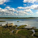 Blackwater estuary (frank.shepherd) Tags: lightroom iphonephotography water coastline riverbank riverside countryide outside paysage iphone7 estuary landscape iphone