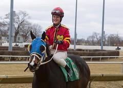 53848787_2115531788500030_1277846680019927040_n (femalejockeys) Tags: jockeys female jockey horse racing thoroughbred sports athletes